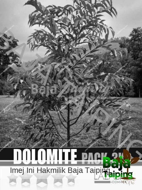 Dolomite Pack 3KG